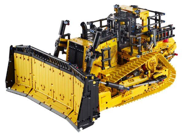 lego technic 42131 app controlled cat d11 bulldozer 8