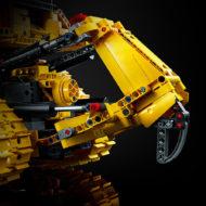 lego technic 42131 cat d11t bulldozer 5