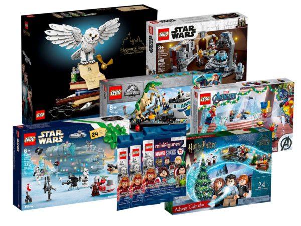 new sets lego septembre 2021