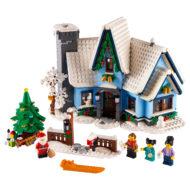 10293 lego winter village santa visit 2