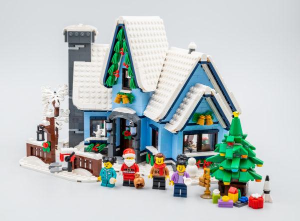 10293 lego winter village santa visit 21