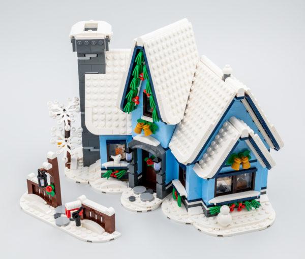 10293 lego winter village santa visit 22