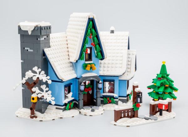 10293 lego winter village santa visit 29