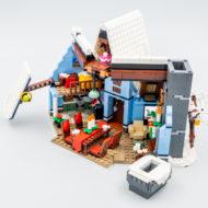 10293 lego winter village santa visit 34