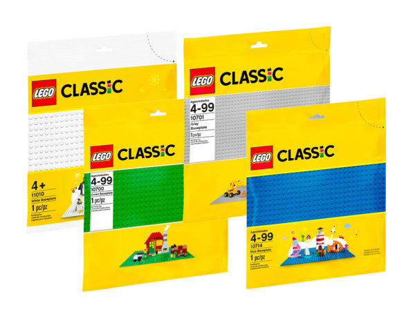 2022 lego baseplates new packaging cardboard