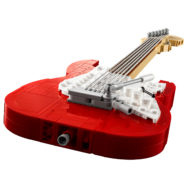 21329 lego ideas fender stratocaster 6