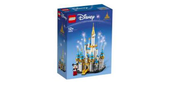 40478 lego disney mini castle