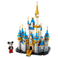 40478 lego mini disney castle 1