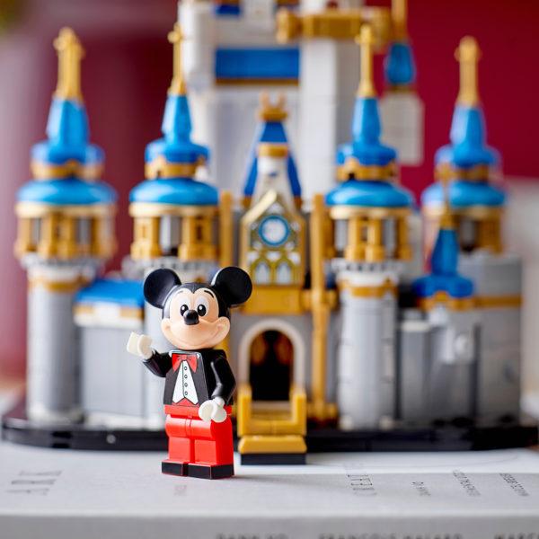 40478 lego mini disney castle 2
