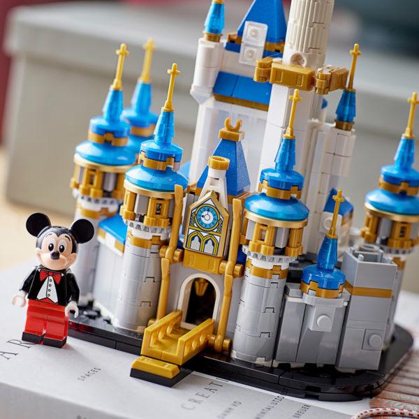 LEGO 40478 Mini Disney Castle : le set est en ligne sur le Shop