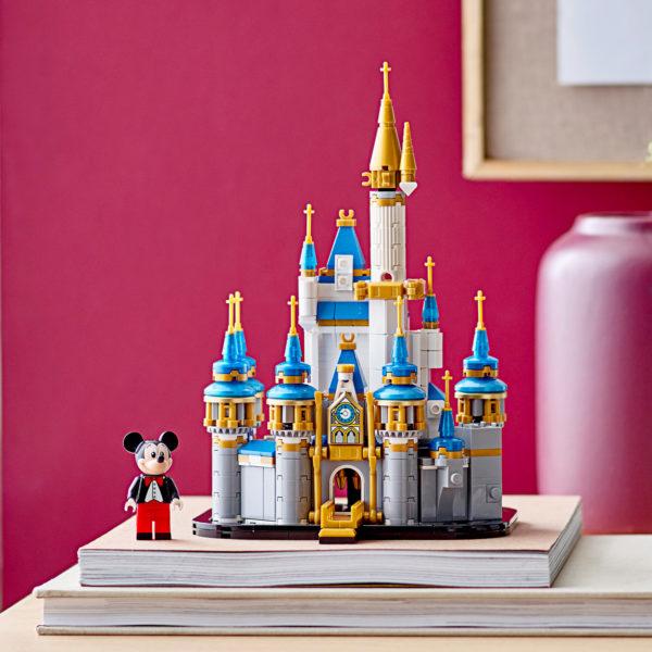 40478 lego mini disney castle 6
