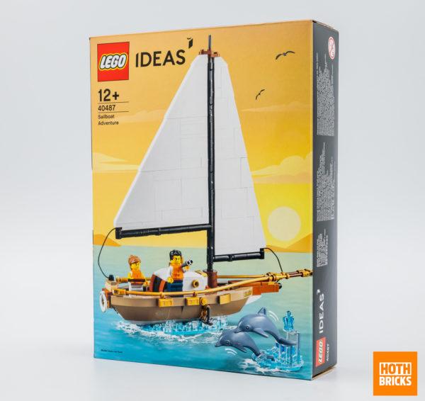40487 lego ideas sailboat adventure