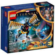 76145 lego marvel eternals aerial assault box front