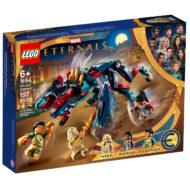 76154 lego marvel eternals deviant ambush box front