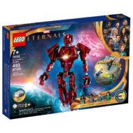 76155 lego marvel eternals in arishem shadow box front