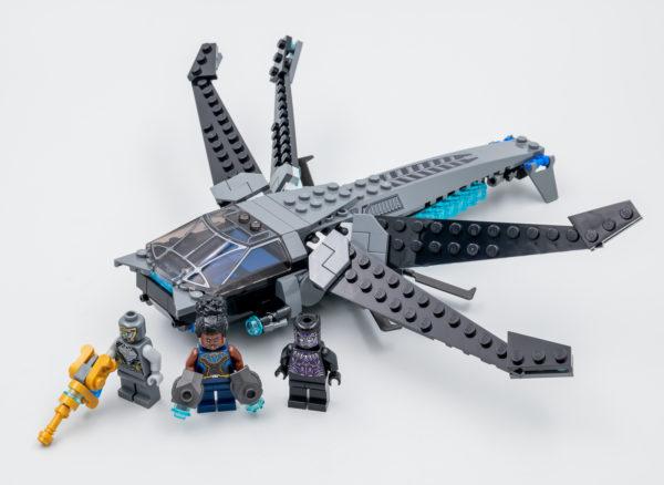 76186 lego marvel black panther dragon flyer 1