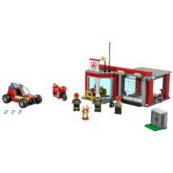 77943 lego city fire station starter set