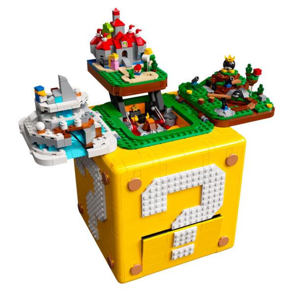 LEGO 71395 Super Mario 64 block