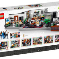 lego 10291 queer eye the fab 5 loft box back