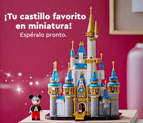 lego 40478 mini disney castle 2021 2