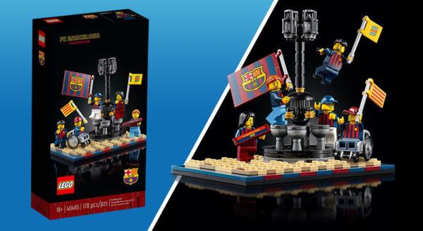 lego 40485 fc barcelona celebration offre prolongee
