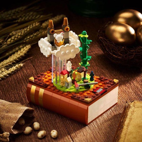 lego bricktober fairy tale collection 2021 2