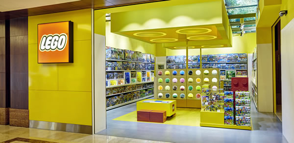Le prochain LEGO Certified Store français sera à Cergy-Pontoise (95)
