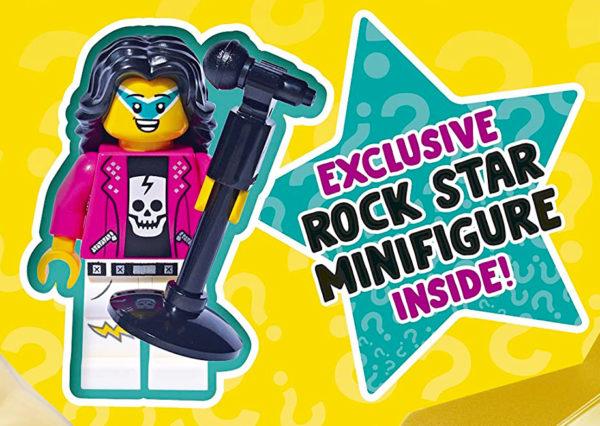 À paraître en 2022 : LEGO Meet the Minifigures avec une minifig exclusive