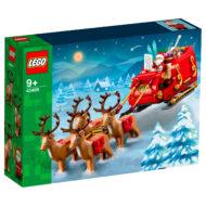 lego seasonal 40499 santa sleigh 1