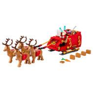 lego seasonal 40499 santa sleigh 2