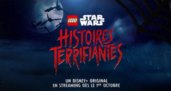 lego star wars terrifying tales trailer disney plus