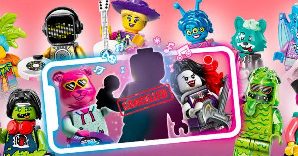 LEGO VIDIYO 43108 Bandmates Series 2 : commercialisation annulée en Europe
