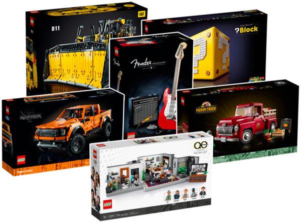 new lego october 2021 shop