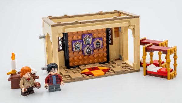 40452 lego harry potter hogwarts gryffindor dorms 6