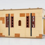 40452 lego harry potter hogwarts gryffindor dorms 7