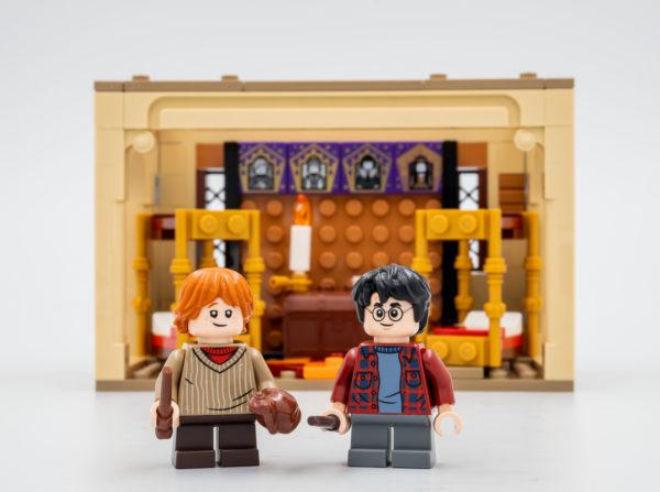 Très vite testé : LEGO Harry Potter 40452 Hogwarts Gryffindor Dorms