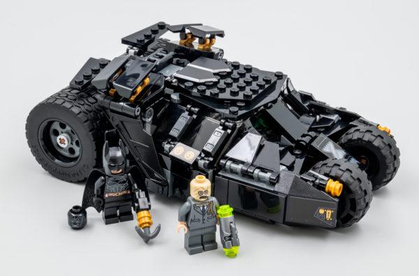 Très vite testé : LEGO DC 76239 Batman Batmobile Tumbler : Scarecrow Showdown