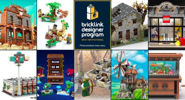 Bricklink Designer Program 2021 : La seconde phase de crowdfunding débutera le 9 novembre 2021