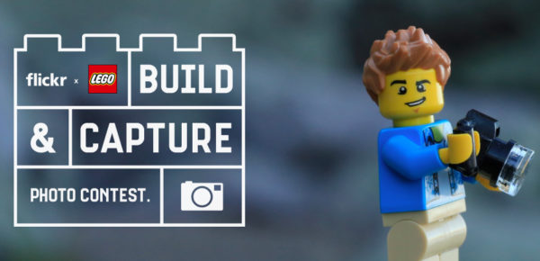 Vous aimez la photo et les LEGO :  participez au concours organisé par flickr et LEGO