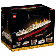 lego adults welcome 10294 titanic 2021 box back