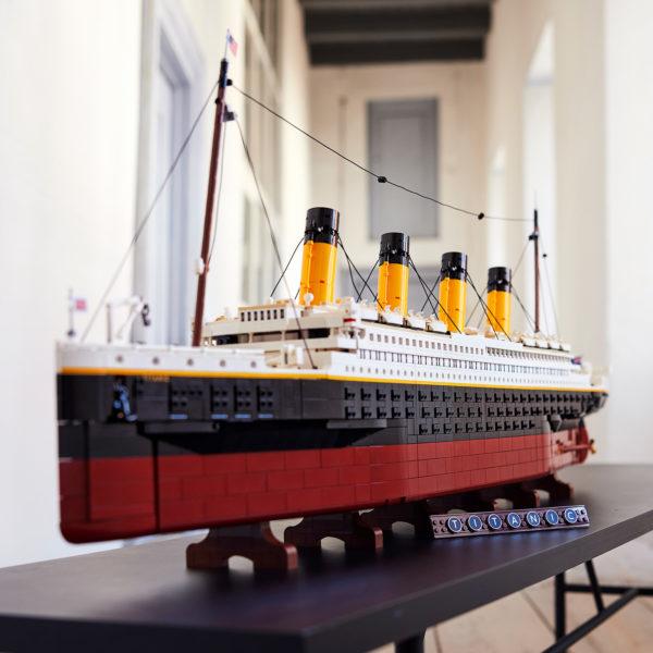 LEGO 10294 Titanic : tout ce qu'il faut savoir