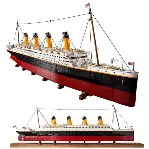lego adults welcome 10294 titanic 2021 2