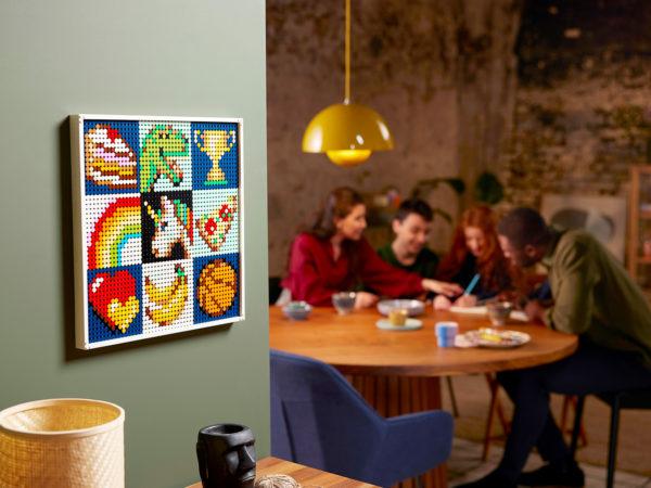 LEGO 21226 ART Project - Build Together : le set est en ligne sur le Shop