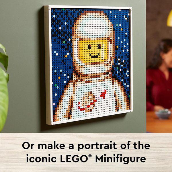 Nouveauté LEGO ART 2021 : le set 21226 Art Project est en ligne chez amazon