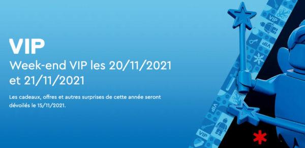 lego black friday cyber monday vip weekend 2021