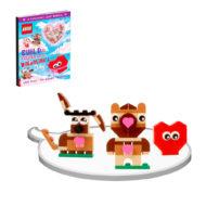 lego build celebrate valentine day 2022 book ameet