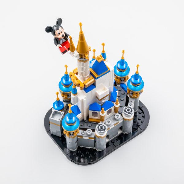 lego disney 40478 mini disney castle 1