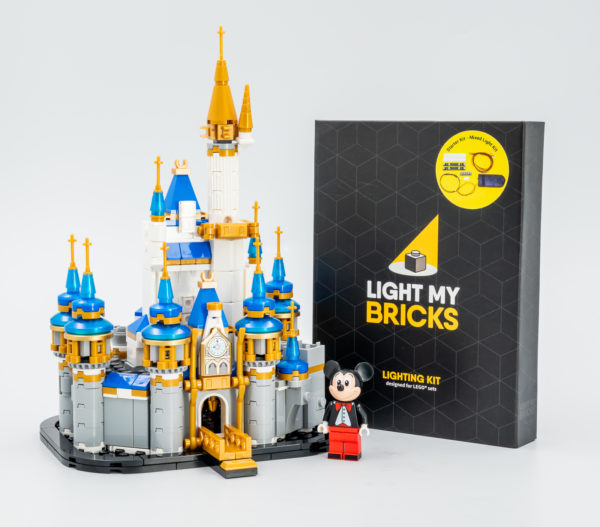 lego disney 40478 mini disney castle 11