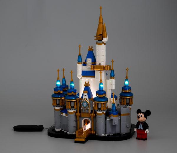 lego disney 40478 mini disney castle 16