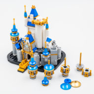lego disney 40478 mini disney castle 5